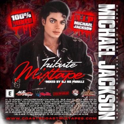 Cover - Michael Jackson Tribute Mixtape