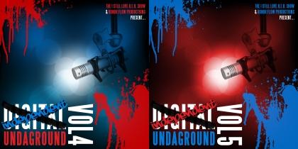 digital undaground vol4&5